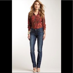 Sophia Lucky Brand boot cut jeans